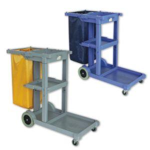 Heavy Duty Janitorial Cart