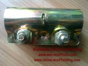 Scaffolding Pipe Clamp Joint Fitting Sleeve Coupler pictures & photos
