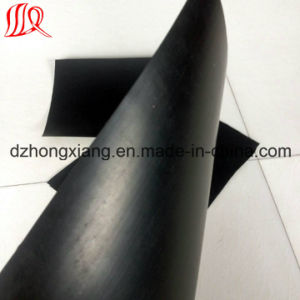 Low Price PE Black Plastic Rolls 1.5mm HDPE Geomembrane pictures & photos