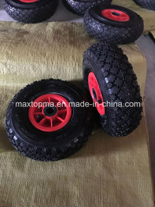 Factory Wheelbarrow Pneumatic Rubber Wheel pictures & photos