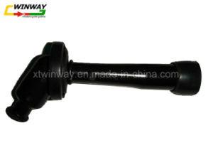 Ww-9733, Satria150, Motorcycle Spark Plug Cap, Black pictures & photos
