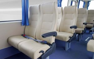 Long-Distance Coach Small Type 7-8m 23+1seats (RHD&LHD) pictures & photos