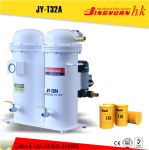 Oil Purifier for Transformer Oil Filtration/Purification (50L/min)
