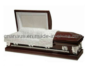 US Style 20 Ga Steel Casket (2052046) pictures & photos