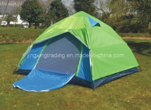 Double-Skin Automatic Camping Tent for 3 Persons (JX-CT007) pictures & photos