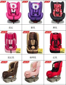 3-in-1 Harness Booster Children Safety Car Seat pictures & photos