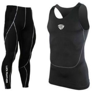 Wholesale Custom Ladies Sexy Black Sportswear AMD27 pictures & photos
