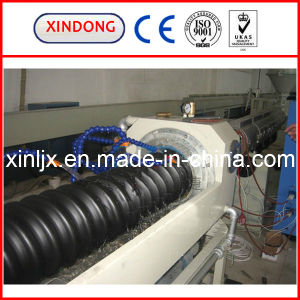 HDPE Carbon Spiral Reinforced Pipe Production Line pictures & photos