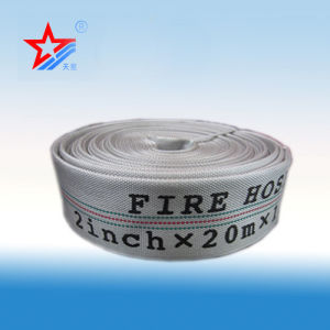 2.5 Inch PVC Lining Canvas Hose, Water Delivery Hose pictures & photos