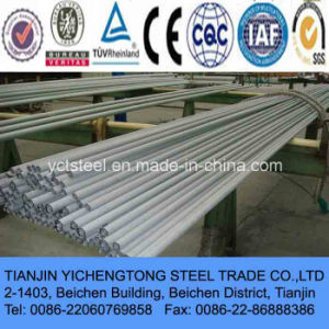 Stainless Seamless Steel Pipe 304 pictures & photos