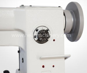Lockstitch Leather Shoes Industrial Sewing Machine for Sale pictures & photos