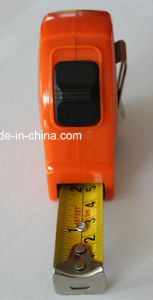 Double Stop Button Measuring Tape pictures & photos