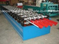Building Material Color Freshed Steel Tile Roof Machine pictures & photos