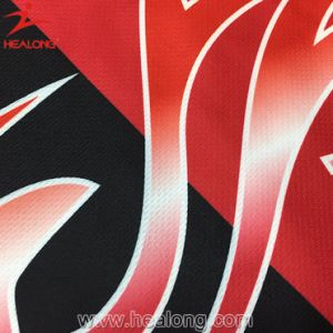 Healong Hot Sale Customized Sublimation Polo Shirt pictures & photos