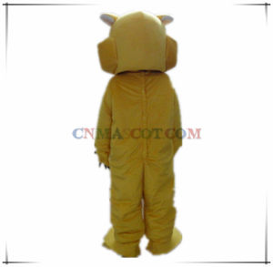 Saber-Toothed Tiger Mascot Ice Age Cartoon Character Costume pictures & photos