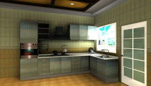 Kitchen Cabinet Vanity (MK-032)