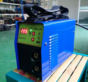 Single Board Digital Inverter IGBT Mini Arc Welder Machine pictures & photos