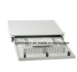 19 Rack Mount Drawer Fiber Patch Panel pictures & photos