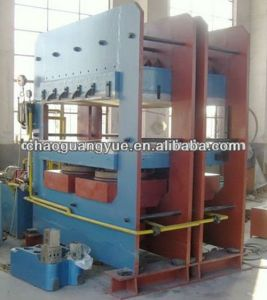 200tons Rubber Plate Curing Press pictures & photos