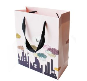 Lovely Paper Gift Bag for Gift Packing-67