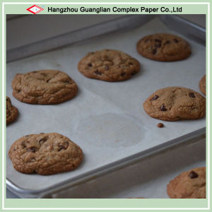 Non-Stick Parchment Paper Sheets for Baking Liner pictures & photos
