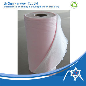 PE Film Coating with Airlaid (JinChen 08-109) pictures & photos