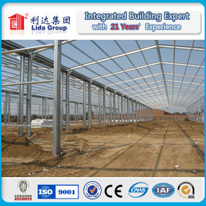 Steel Structural Steel Frame Workshop pictures & photos