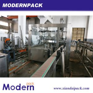 Automatic Bottle Juice Beverage Filling Machine pictures & photos