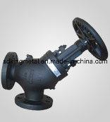 Cast Iron DIN Standard Resilient Seat Globe Valves pictures & photos