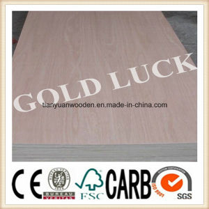 Poplar Core Okoume Packing Plywood (QDGL--0717) pictures & photos