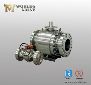 Flanged High Performance Ball Valve pictures & photos