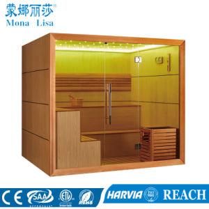 Luxury Steam Sauna Indoor Steam Sauna Family Sauna Room (M-6052) pictures & photos