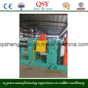 Open Rubber Mixing Mill of Two Roll Mill Qingdao Supplier pictures & photos