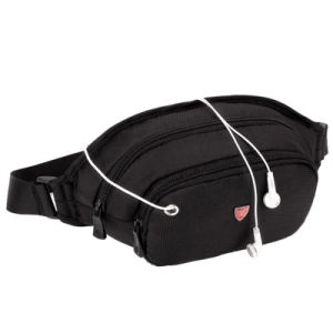 Outdoor Mountaineering Movement Waist Bag Male Female Running Sports Close Fitting Waist Bag (GB#8015#) pictures & photos
