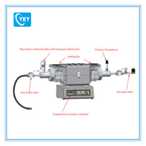 Laboratory Compact High Pressure Gas Tube Furnace (HIP) with Super Alloy Tube-Cy-O1200s-HP pictures & photos