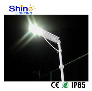 Pollution-Free LED Solar Street Light with 5 Years Warranty pictures & photos