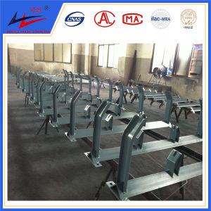 ISO Standard Conveyor Idler Steel Bracket pictures & photos