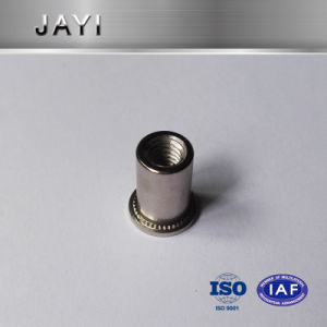Automatic Lathe Machined Parts for Rivet Nut, Nickel Plated pictures & photos