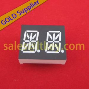 0.54 Inch Dual Digit 14 Segment LED Display pictures & photos