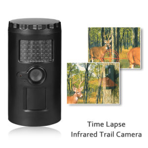 8MP Invisible IR Trail Camera Trap PIR Animial Motion Detection pictures & photos