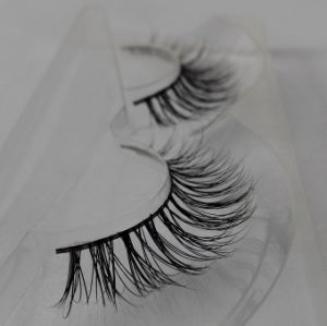%100 Mink Strip False Eyelashes