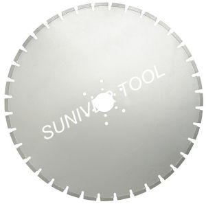 """24"""" Laser Welding Wall Saw Blade (SUWSB) pictures & photos"""