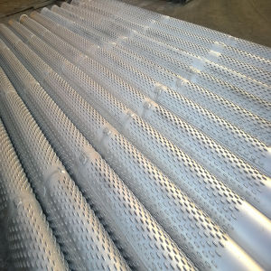 Huadong Hot Sale Galvanized Bridge Slotted Pipe / Slotted Sceren pictures & photos