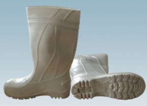 PVC Water Boots with Steel pictures & photos