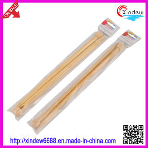 Single Point Bamboo Knitting Needle (XDBK-003) pictures & photos