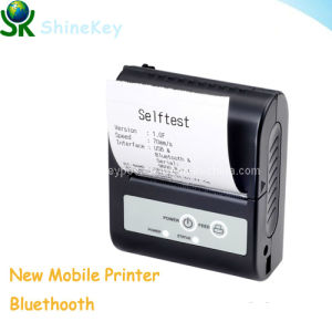 58mm Mobile Thermal Receipt Printer Support Andriod/ Bluetooth pictures & photos