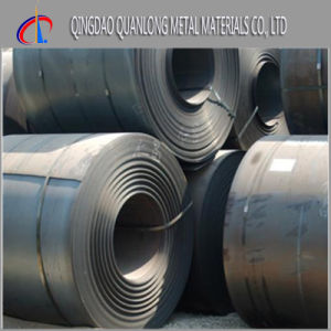 Ss400 A36 Q235B Q345 Low Carbon Hot Rolled Steel Coil pictures & photos