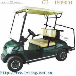 Electric Fuel Type and Ce Certification Electric Golf Car pictures & photos