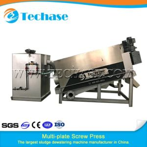 ISO9001 Effluent Dewatering Filter Press for Municipal Sludge pictures & photos