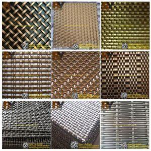 Architectural Metal Mesh Decorative Crimped Wire Mesh pictures & photos